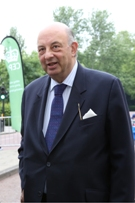 Alan Diamond OBE
